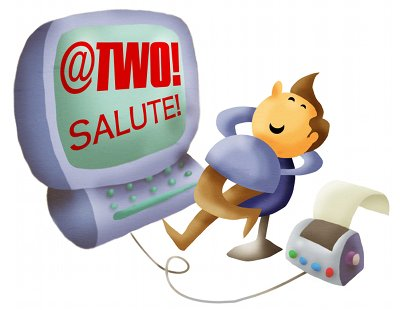 @Two!Salute!