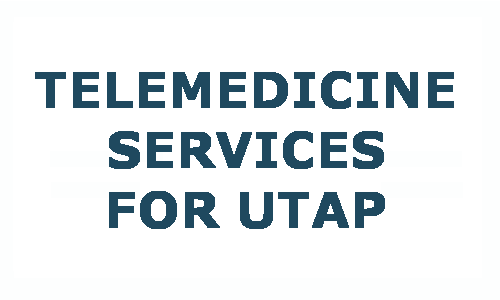 Telemedicine services for UTAP